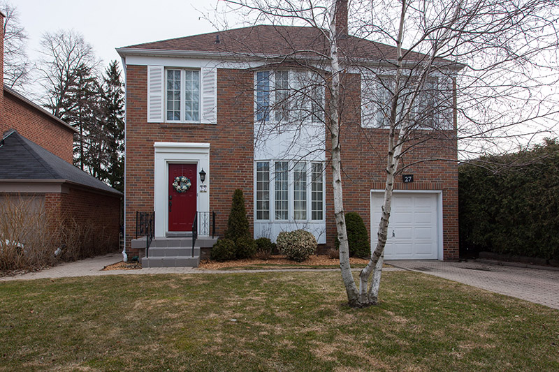 27 Belgrave Avenue - Central Toronto - North Toronto