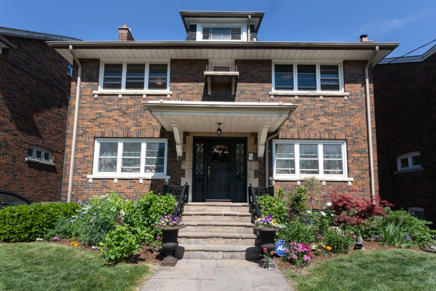 49 Halford Avenue - West Toronto - Old Mill