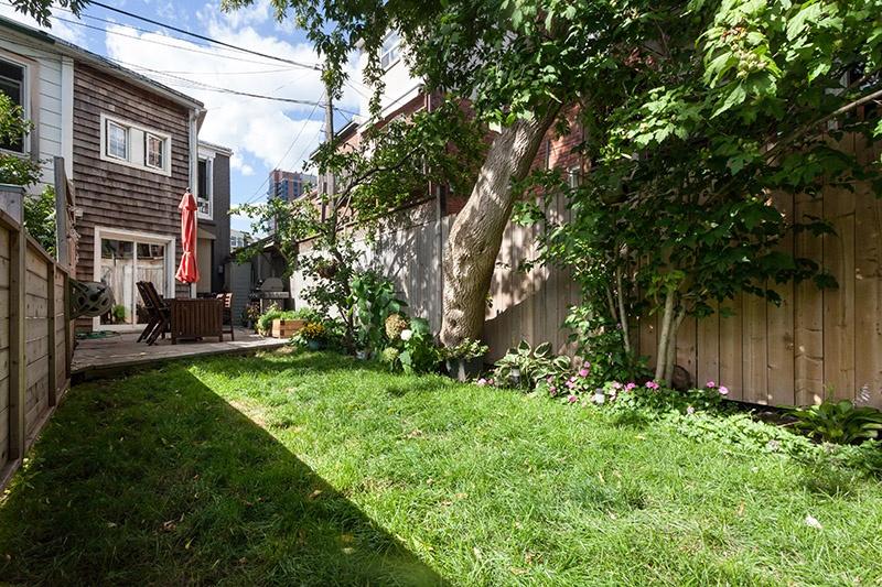 33 backyard