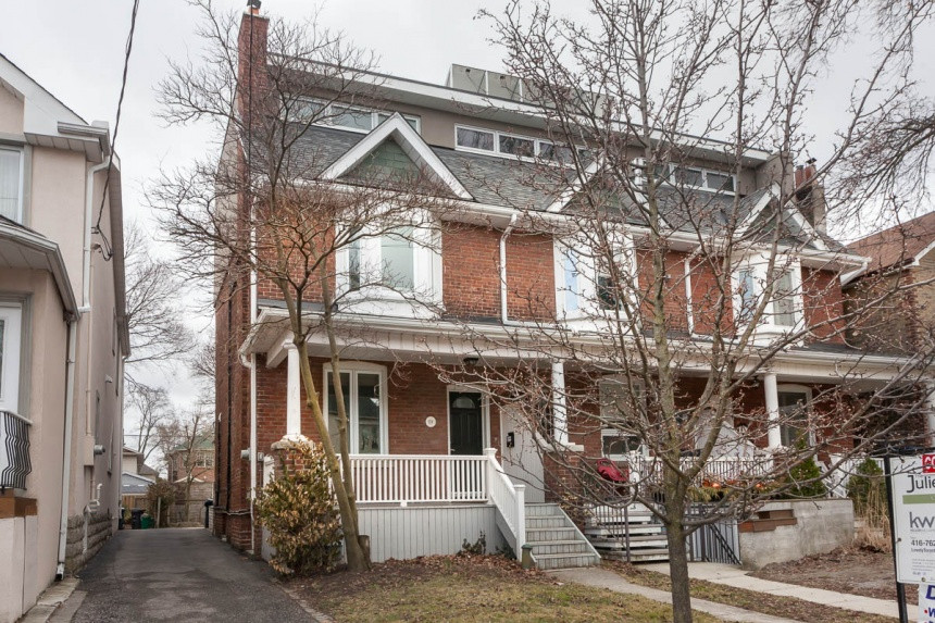 Toronto Houses For Sale And Sold