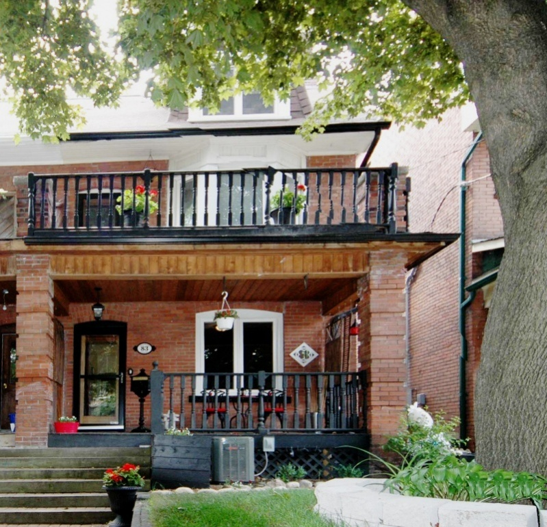 83 Pendrith Street - Central Toronto - Christie Pits