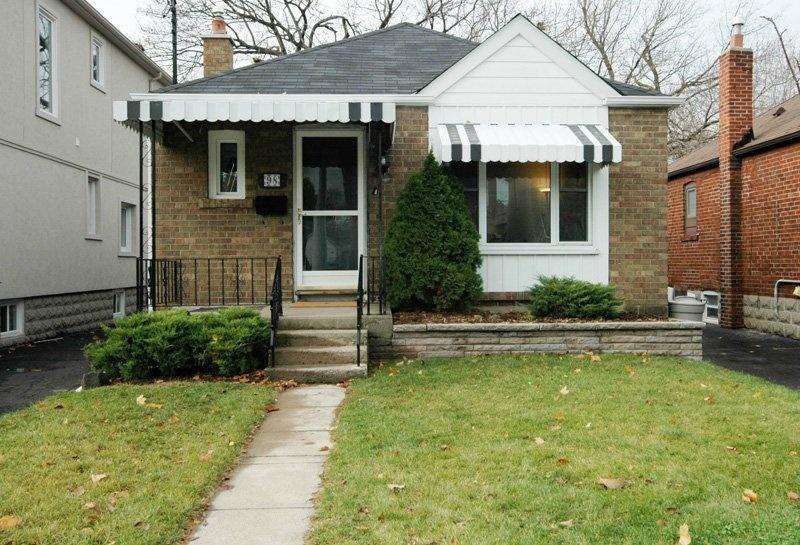 98 St Hubert Avenue - East Toronto - East York